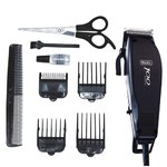 Wahl HomePro 100 Series 10 Piece Mains Operated Hair Clipper Kit