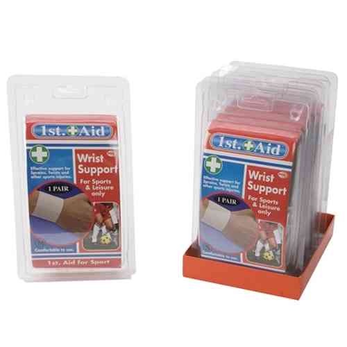First Aid Support Sports Bandage - Wrist