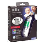 Braun Thermoscan 7 Ear Thermometer IRT6520 For infants Children Adults
