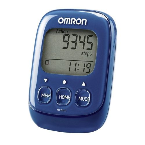OMRON Walking style one IV HJ325 Blue Step Counter
