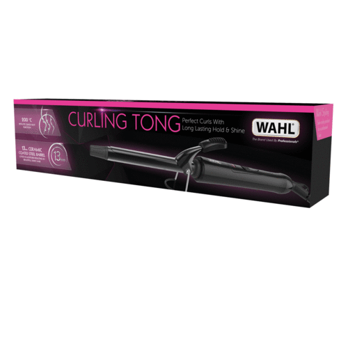 Wahl Curling Tong 13mm Ceramic coated steel barrel