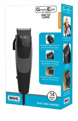 GroomEase by Wahl Sure Cut Clipper