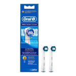 Braun Oral Precision clean replacement toothbrush head Offer Pack of 2
