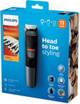 Philips 11-in-1 Face, Hair and Body Multigroom Series 5000 Trimmer MG5730