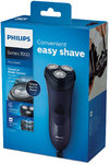 Philips Shaver series 1000 dry electric shaver S1100/04 - Corded